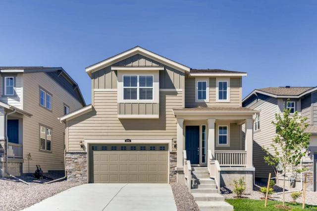 3361 Ireland Moss Street, Castle Rock, CO 80109 (#7415506) :: The Heyl Group at Keller Williams