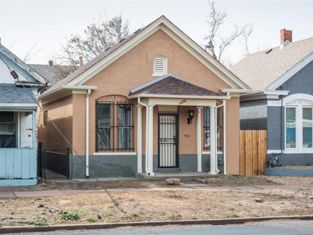 950 W 7th Avenue, Denver, CO 80204 (MLS #7418890) :: 8z Real Estate