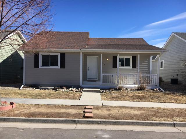 730 Breccia Avenue, Loveland, CO 80537 (MLS #7423358) :: Kittle Real Estate