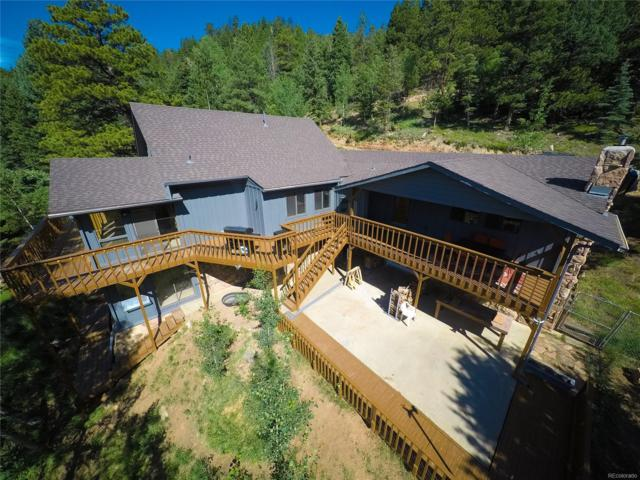 1172 Snyder Mountain Road, Evergreen, CO 80439 (#7424334) :: Wisdom Real Estate