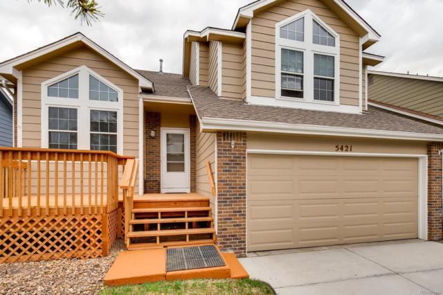 5421 E Prescott Avenue, Castle Rock, CO 80104 (#7428480) :: The Peak Properties Group