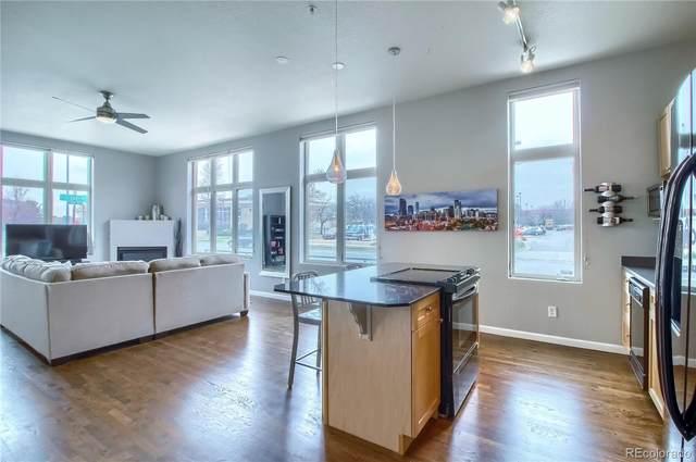 7525 E 1st Place #1111, Denver, CO 80230 (#7430062) :: Kimberly Austin Properties