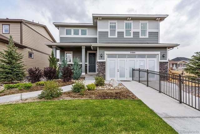 21664 E Stanford Circle, Aurora, CO 80015 (#7431820) :: Venterra Real Estate LLC