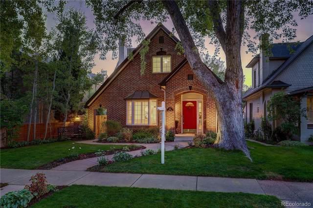 351 Monroe Street, Denver, CO 80206 (#7431899) :: The Artisan Group at Keller Williams Premier Realty