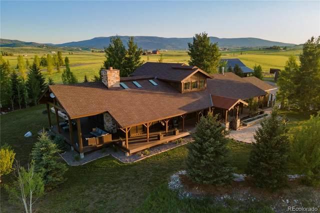 30750 County Road 14E, Steamboat Springs, CO 80487 (#7432404) :: Wisdom Real Estate