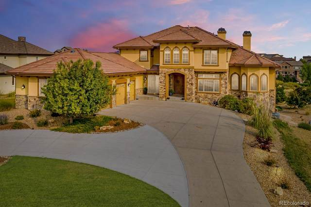 5363 Sedona Drive, Parker, CO 80134 (#7432566) :: The Colorado Foothills Team | Berkshire Hathaway Elevated Living Real Estate