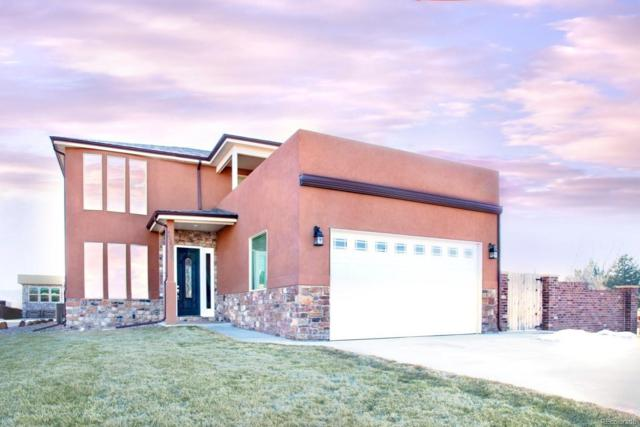 15590 W 48th Avenue, Golden, CO 80403 (#7432592) :: The Heyl Group at Keller Williams