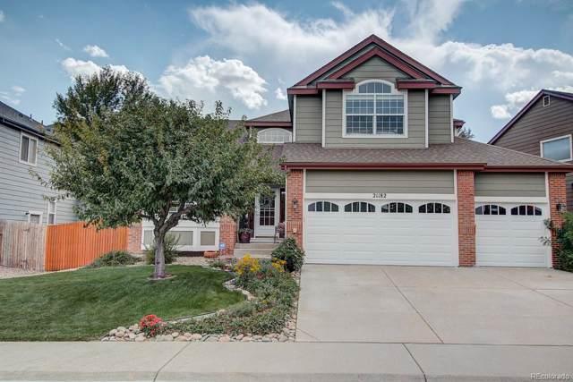 21182 White Pine Lane, Parker, CO 80138 (MLS #7435750) :: 8z Real Estate