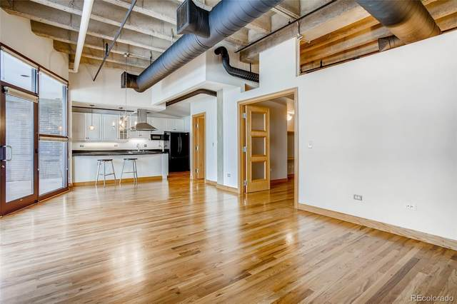 1020 15th Street #214, Denver, CO 80202 (#7436004) :: iHomes Colorado