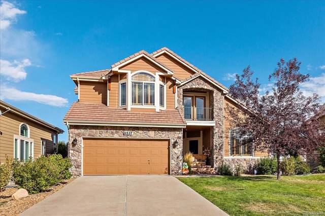 6537 Umber Circle, Arvada, CO 80007 (MLS #7437425) :: Colorado Real Estate : The Space Agency