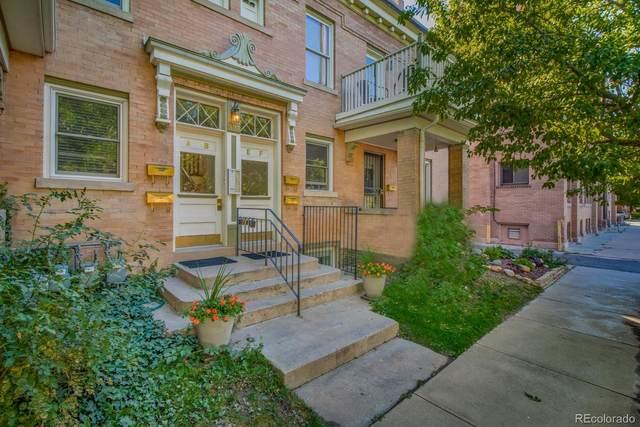 322 E Cedar Avenue F, Denver, CO 80209 (#7439018) :: Wisdom Real Estate