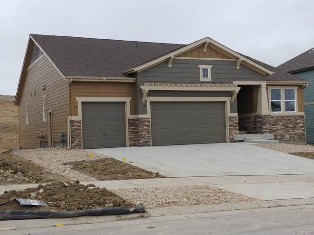 17859 W 95th Place, Arvada, CO 80007 (#7443982) :: The Healey Group