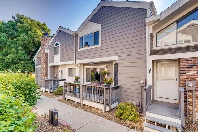 6815 W 84th Way #46, Arvada, CO 80003 (#7446868) :: Venterra Real Estate LLC