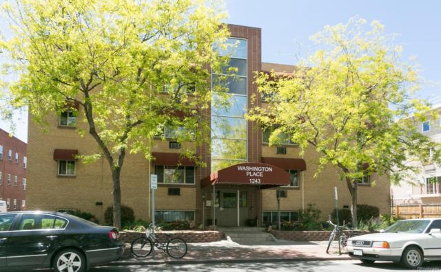 1243 N Washington Street #108, Denver, CO 80203 (#7451285) :: Wisdom Real Estate