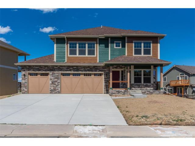 9721 S Crystal Lake Drive, Littleton, CO 80125 (#7452113) :: The Sold By Simmons Team