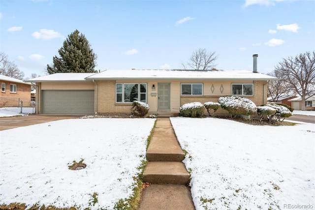 3298 S Patton Court, Denver, CO 80236 (#7453544) :: Finch & Gable Real Estate Co.