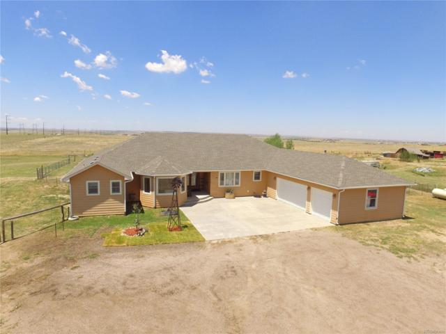 4225 S County Road 193, Byers, CO 80103 (MLS #7455509) :: 8z Real Estate