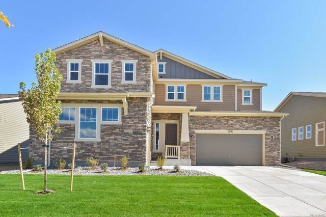 1201 Homestead Road, Erie, CO 80516 (MLS #7455628) :: 8z Real Estate