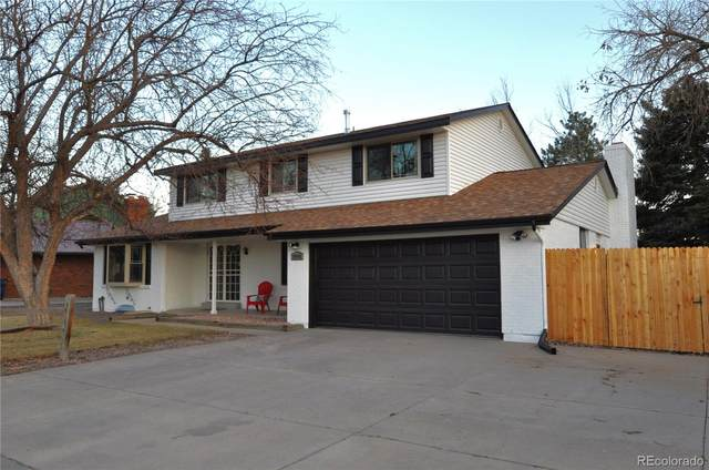 10986 W 77th Avenue, Arvada, CO 80005 (#7460344) :: Berkshire Hathaway HomeServices Innovative Real Estate