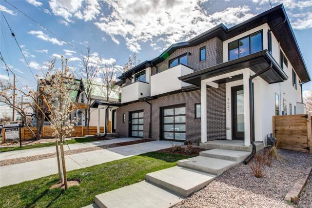 4625 Shoshone Street, Denver, CO 80211 (#7466233) :: 5281 Exclusive Homes Realty