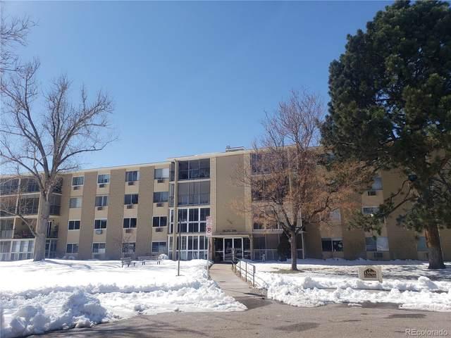 13500 E Cornell Avenue #204, Aurora, CO 80014 (#7472349) :: The DeGrood Team