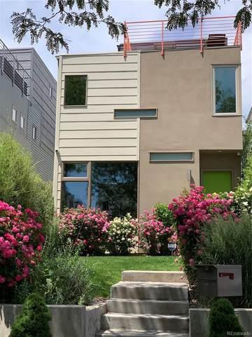 1841 Irving Street, Denver, CO 80204 (MLS #7472379) :: 8z Real Estate