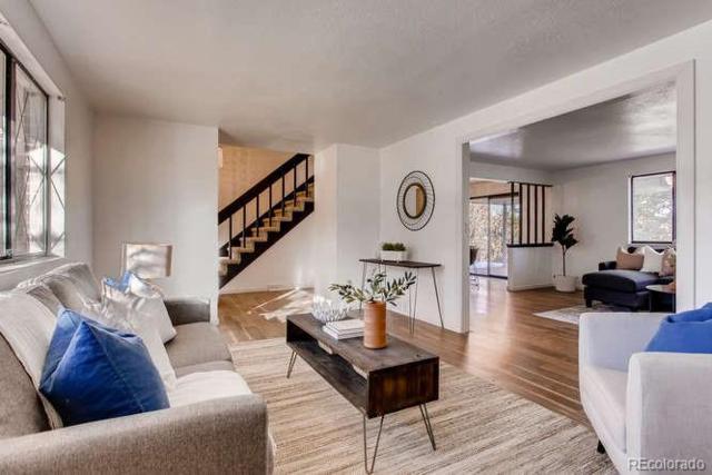 7766 S Pierce Way, Littleton, CO 80128 (#7472825) :: Colorado Home Finder Realty