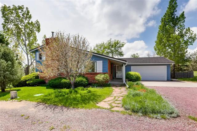 300 E Turf Lane, Castle Rock, CO 80108 (#7477168) :: Wisdom Real Estate