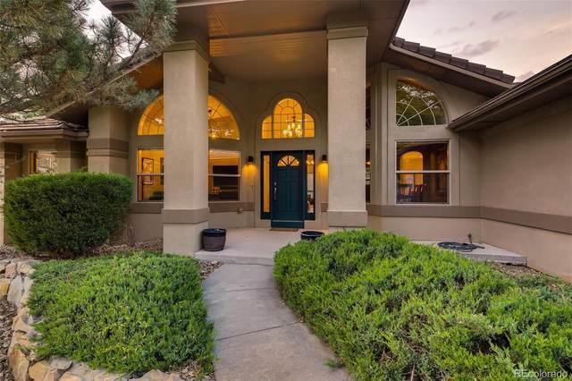 7324 Bobcat Run, Littleton, CO 80125 (MLS #7480721) :: 8z Real Estate