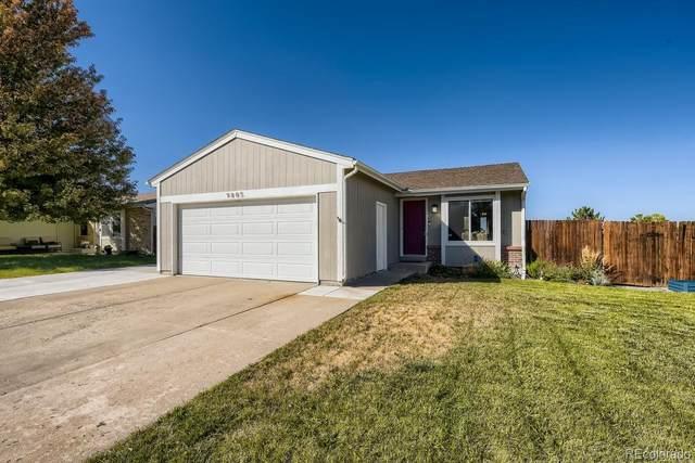 9805 W Wagon Trail Drive, Denver, CO 80123 (#7481241) :: Venterra Real Estate LLC
