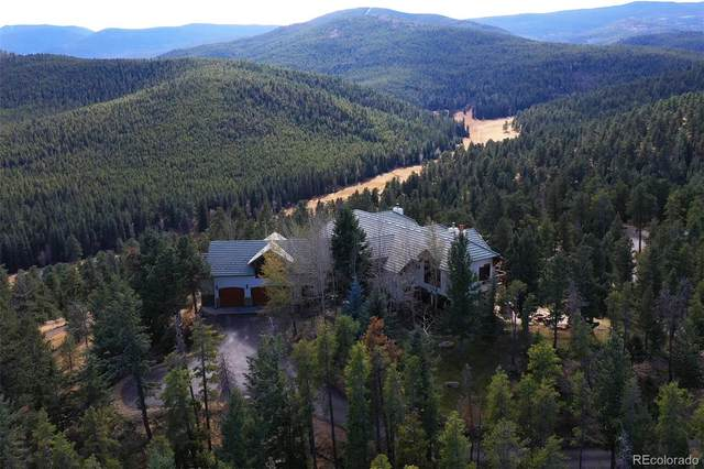 35025 Buffalo Park Road, Evergreen, CO 80439 (MLS #7482841) :: 8z Real Estate