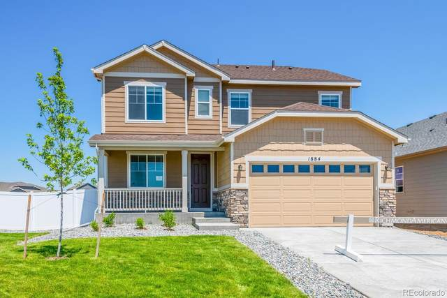 1884 Tinker Drive, Windsor, CO 80550 (#7484787) :: The DeGrood Team