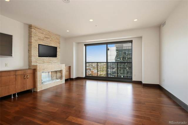 1133 14th Street #2110, Denver, CO 80202 (#7485337) :: Chateaux Realty Group