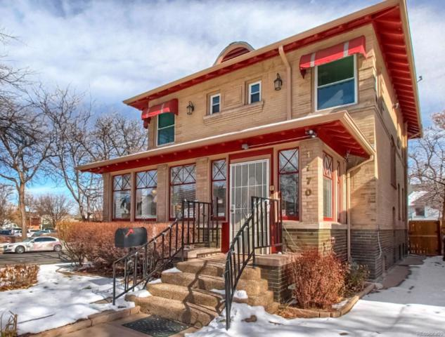 1770 N High Street, Denver, CO 80218 (#7486517) :: James Crocker Team