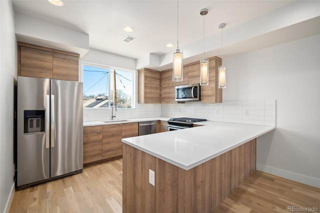 3520 W Conejos Place #4, Denver, CO 80204 (#7486814) :: RazrGroup