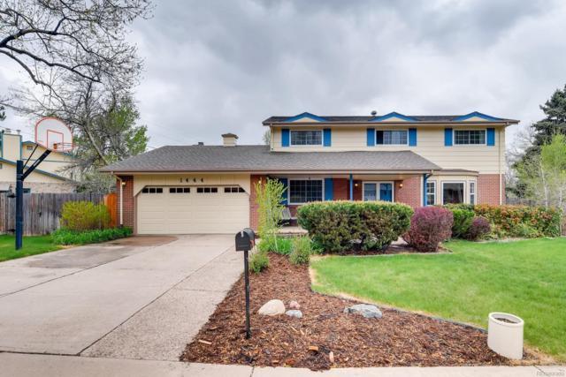 1444 E Fremont Circle, Centennial, CO 80122 (#7488023) :: Colorado Team Real Estate