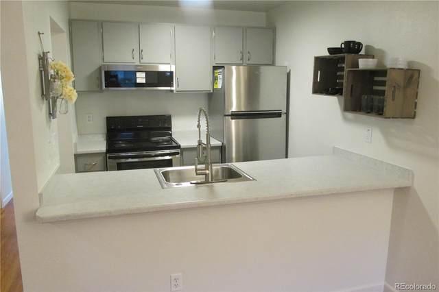 532 Oakwood Drive D106, Castle Rock, CO 80104 (#7488692) :: Kimberly Austin Properties