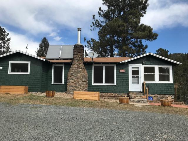 20948 Taos Road, Indian Hills, CO 80454 (#7490867) :: The Pete Cook Home Group