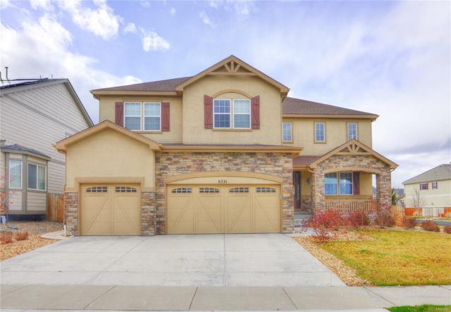 6531 S Kellerman Way, Aurora, CO 80016 (#7491311) :: The Griffith Home Team