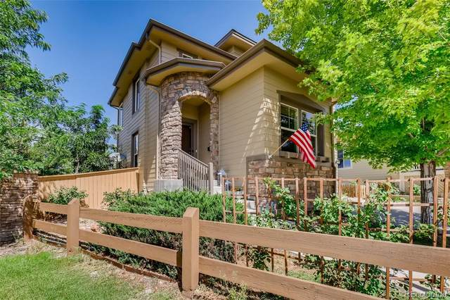 10758 Towerbridge Circle, Highlands Ranch, CO 80130 (#7493751) :: The DeGrood Team