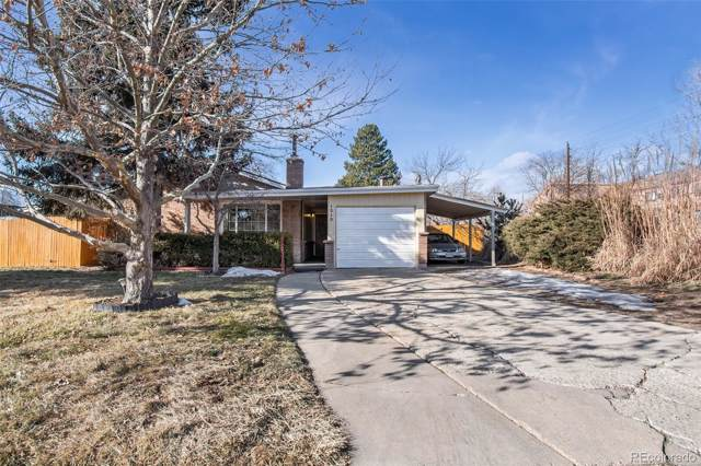 1515 S Quay Drive, Lakewood, CO 80232 (#7494093) :: The Peak Properties Group