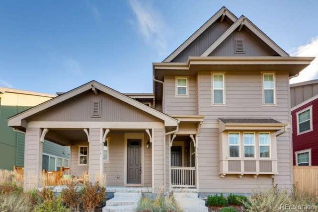 8176 E 53rd Drive, Denver, CO 80238 (MLS #7494603) :: 8z Real Estate