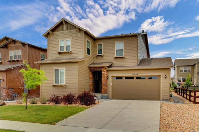 11559 Jimenez Street, Parker, CO 80134 (#7497142) :: The Healey Group