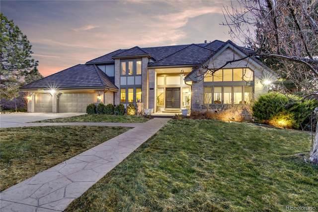 6364 E Stanford Avenue, Cherry Hills Village, CO 80111 (#7497840) :: Stephanie Fryncko | Keller Williams Integrity