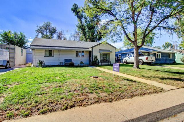 921 Zion Street, Aurora, CO 80011 (#7497850) :: The Griffith Home Team