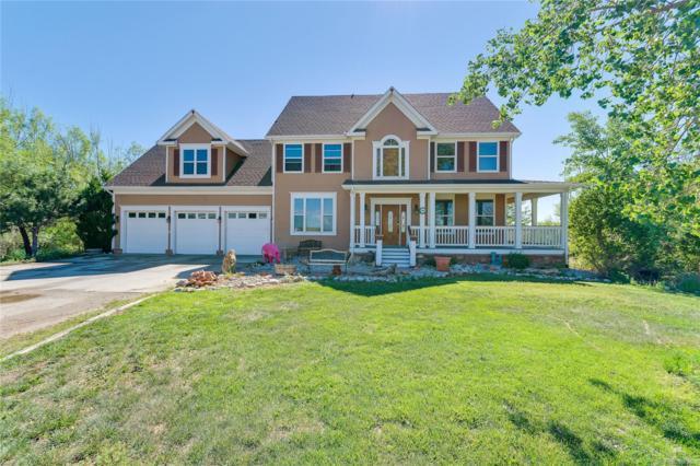3900 Highway 79, Bennett, CO 80102 (MLS #7498896) :: 8z Real Estate