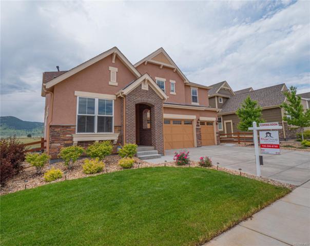 9457 Iron Mountain Way, Arvada, CO 80007 (MLS #7500772) :: 8z Real Estate