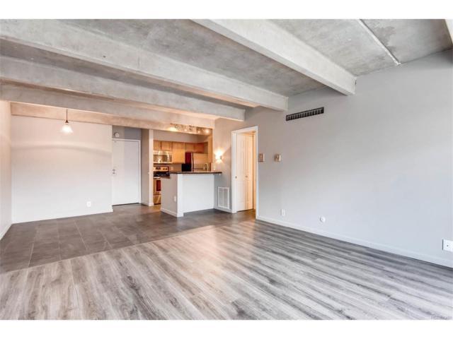 1433 N Williams Street #303, Denver, CO 80218 (#7501954) :: The Peak Properties Group