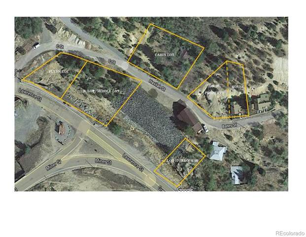 Lot A / Flynn Lot, Central City, CO 80427 (#7504325) :: The Brokerage Group