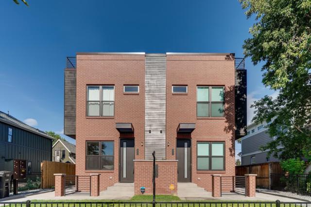 1385 Raleigh Street #103, Denver, CO 80204 (MLS #7509331) :: 8z Real Estate
